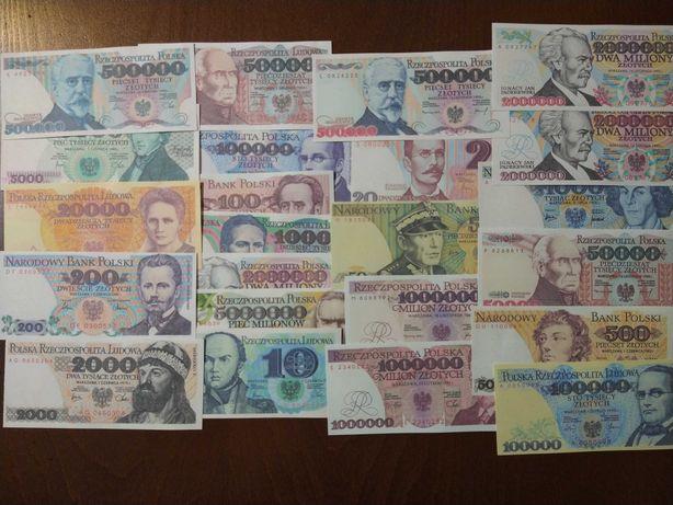 Banknoty PRL - reprodukcje