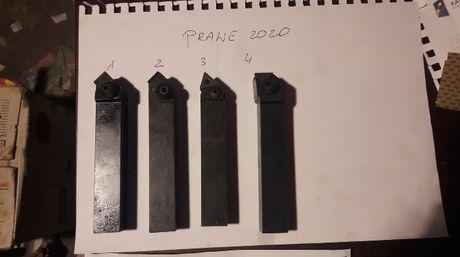 Noże tokarskie składane PAFANA 2020