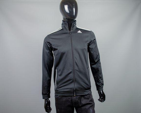 Фирменная олимпийка мастерка Adidas.Кофта на замке Nike puma reebok
