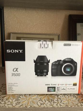 Фотоаппарат Sony alfa