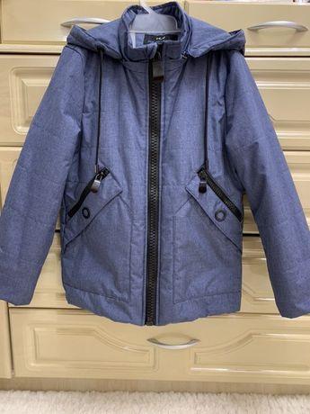 Куртка- парка демисезон на рост 128-134 см