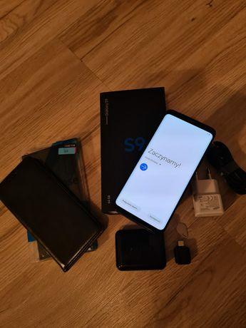 Samsung Galaxy s9 SM-G960F Komplet , stan Bdb GWARANCJA 6.06.2021
