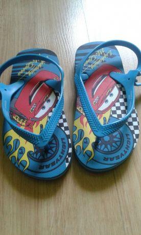 Sandałki japonki Disnay Pixar 26/27( nowe )
