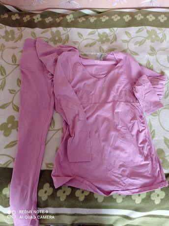Piżama ciążowa i do karmienia rozmiar M