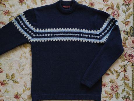 Wełniany sweter Quiksilver roz L