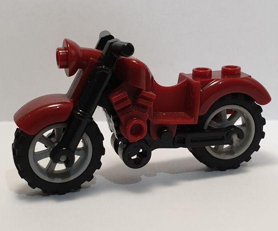 LEGO Motocykl Vintage Motorcycle Fairing, Vintage 85983 Dark Red