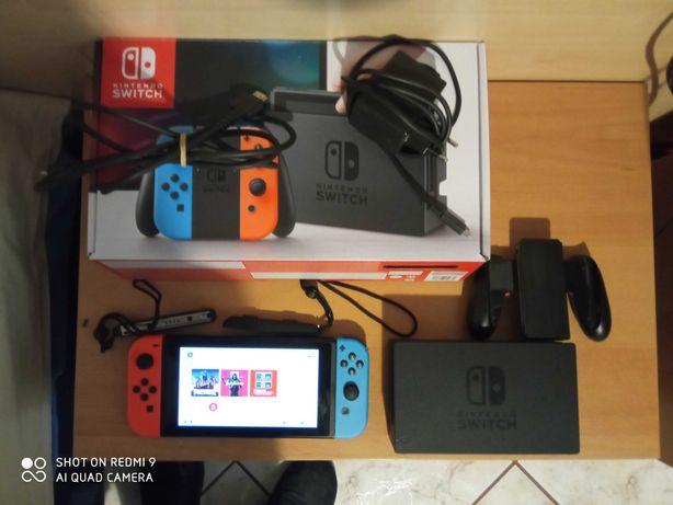 Nintendo Switch Komplet