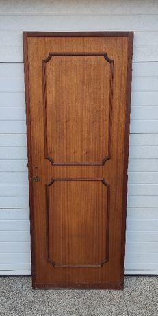 Portas de madeira standard