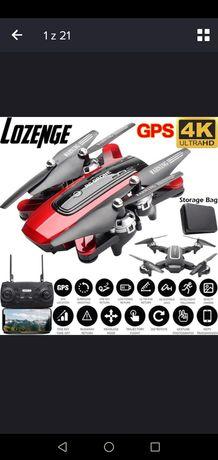 Dron Lozenge, duży zasięg, b.dobre parametry jak za nie duże pieniądze