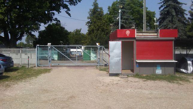 Parking strzeżony 24h Łódź Retkinia