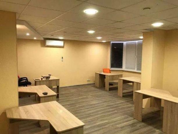 Без комиссии! Продажа офиса с мебелью 106м2, Чавдар, Осокорки