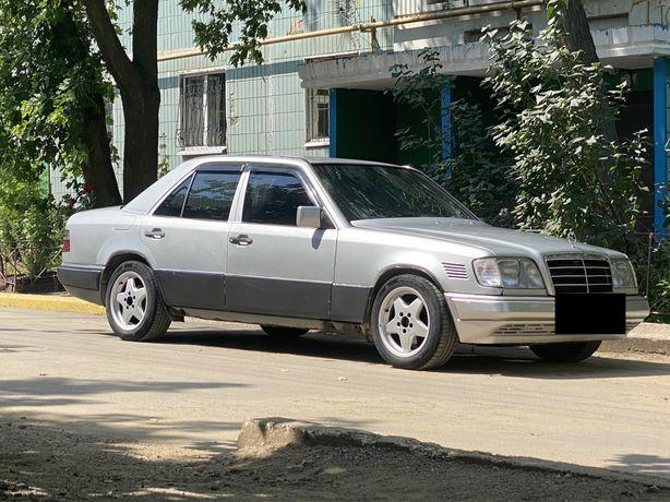 Mercedes w124 om605