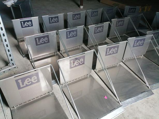 Designerskie półki Lee