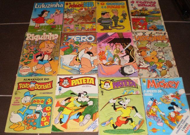 Almanaque Disney Cascão Mónica Chico Zé Donald Patinhas Mickey Extra