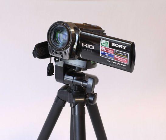 Sony HDR-CX130E  kamera i wiele atrakcyjnych dodatków