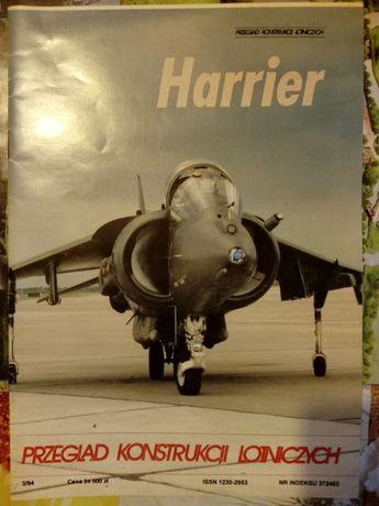 Harrier -Przegląd Konstr Lotniczych