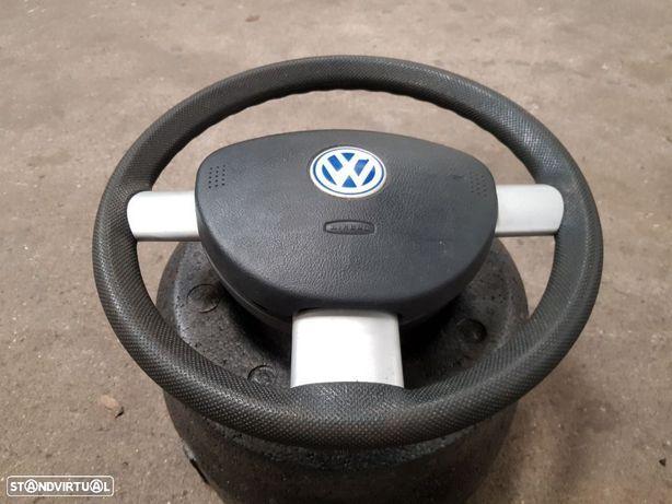 Volante VW Volkswagen com airbag