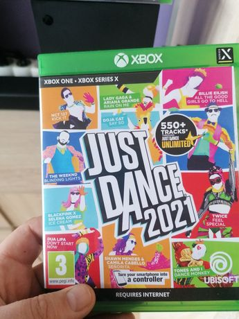 Just dance 2021 xbox one series x