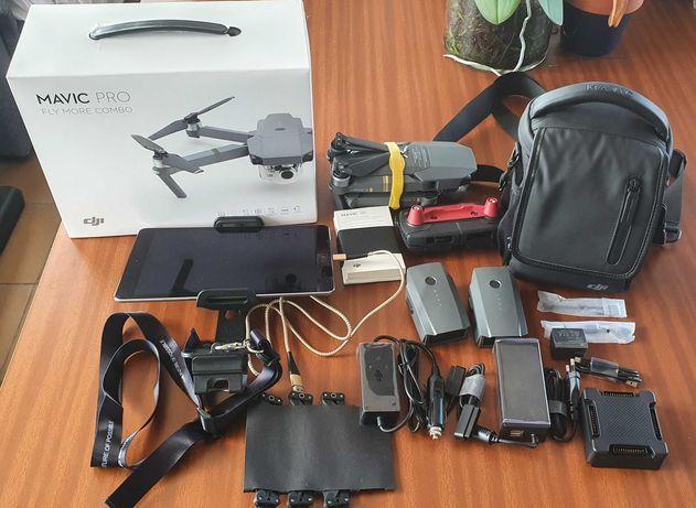 Drone DJI MAVIC PRO Fly More Combo + Extras