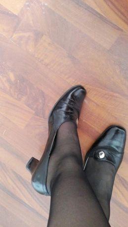 Туфлі-лодочки жіночі 42 р. шкіра