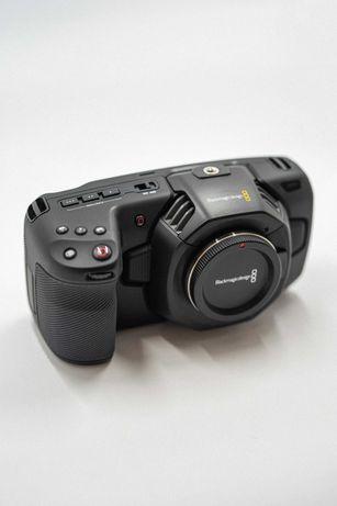 Blackmagic Pocket Cinema 4K + Metabones CINE Speed Booster® XL 0.64x