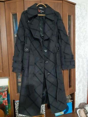 Пальто женское осень 50-52.