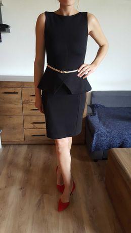 Sukienka czarna elegancka mohito S