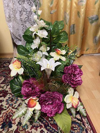 Wiazanka kwiatowa