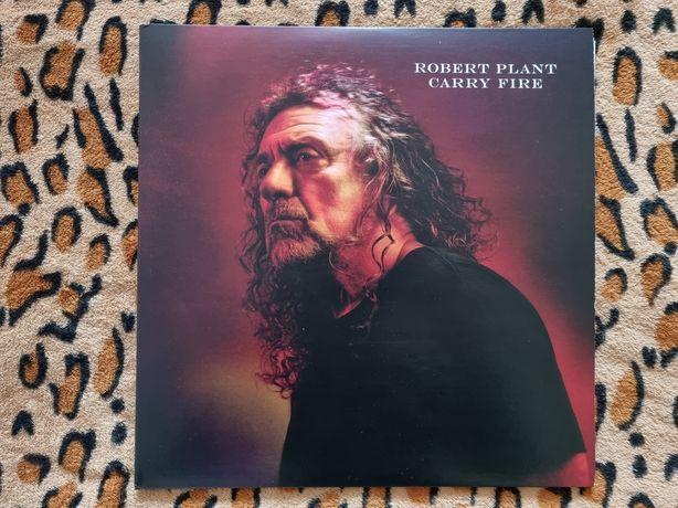 Robert Plant–Carry Fire  Lp vinil