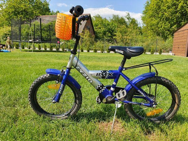 Rower BMX 16 dla chłopca
