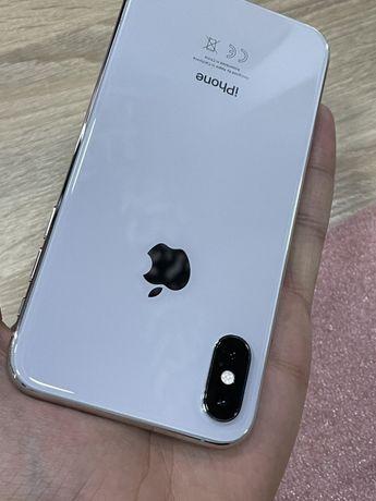 iPhone XS silver оригінал ідеал заблокований icloud айфон айклауд