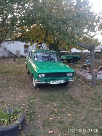 Москвич 2140 с газом