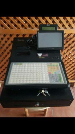 Vendo máquina registadora Samsung 530SPS