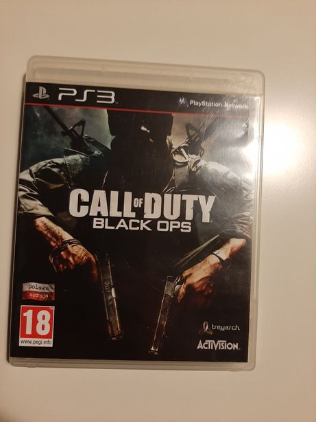 Call of duty Black Ops na PS3