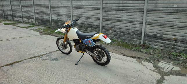 Suzuki dr 350 z dokumentami 1992r