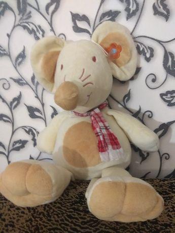 Мягкая игрушка Крыса 30*55 см на присоске