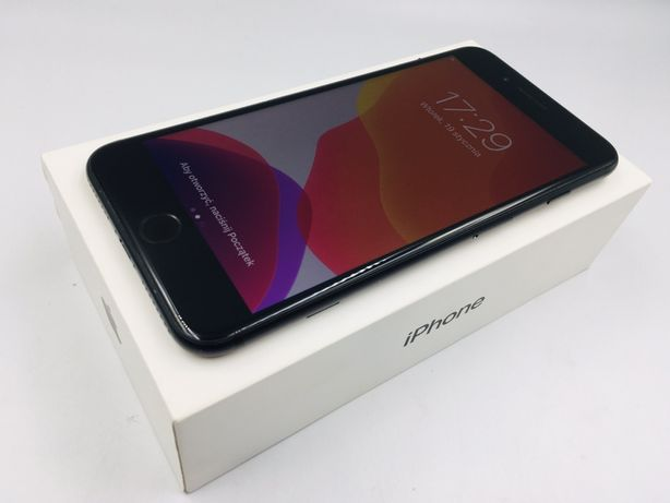 iPhone 7 PLUS 32GB MATTE BLACK • NOWA bat • GW 1 MSC • AppleCentrum