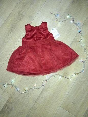 Красивое платье для маленькой модницы от Next