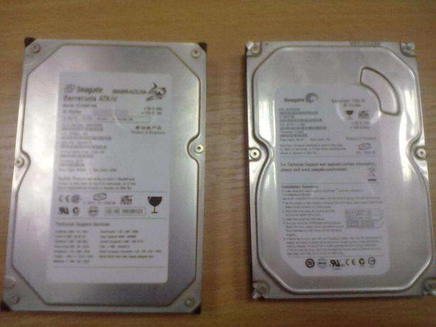 Продам б/у IDE жесткие диски 3.5