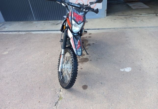 Продам мотоцикл Geon X Road