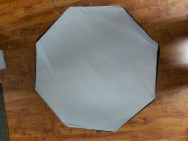 Softbox lampowy oktagonalny 80cm 2sztuki