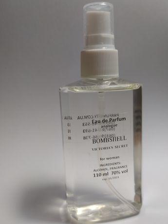 Духи/парфюм женские bomshell Victoria secret 110ml легкие
