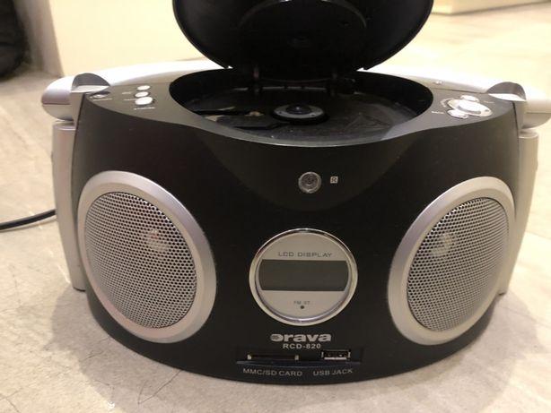 radio Orawa rcd 820