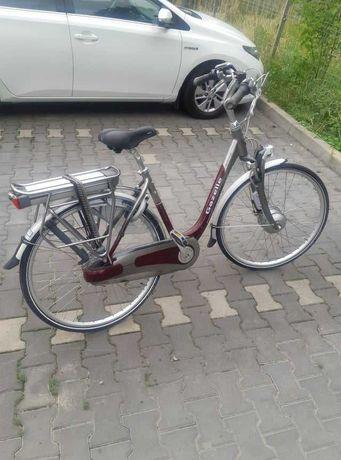 Rower Elektryczny GAZELLE , damka