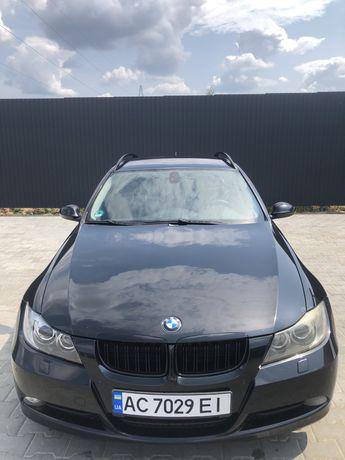BMW E91 318, перші власники в Україні