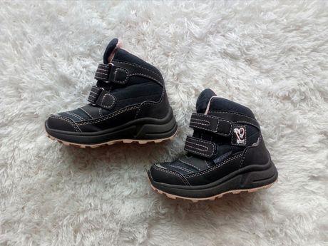 Wodoodporne kozaki buty lupilu 21
