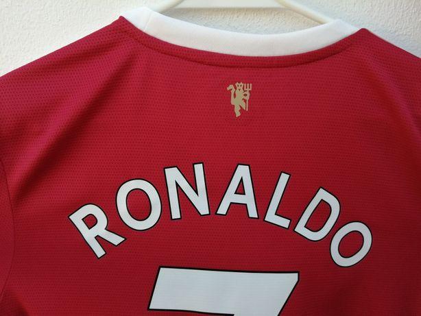 CAMISOLA RONALDO - Manchester United 2021/2022