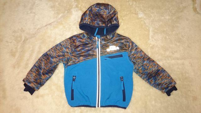 Куртка, курточка софтшел для мальчика, 92-98 р. Kik