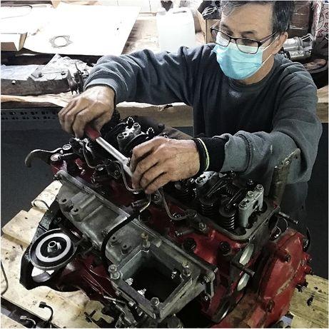 Assistência Técnica e troca de peças a Empilhadores e Porta Paletes