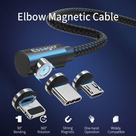 Магнитный кабель Micro USB | Lightning | Type C